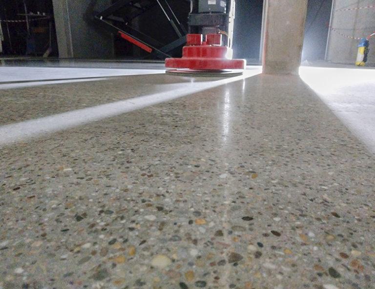 beton slefuit