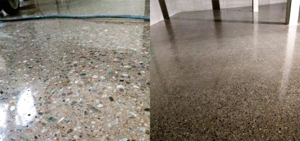 pardosea beton slefuita